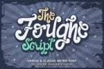 The Foughe Script