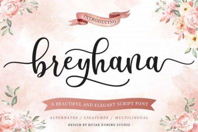 Breyhana