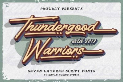 Thundergood Warriors