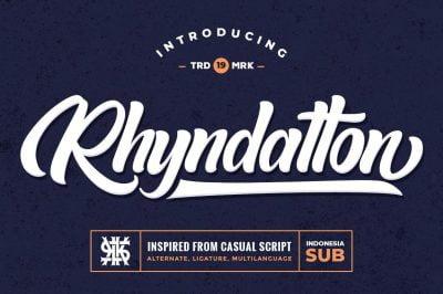 Rhyndatton