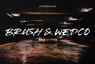 Brush & Wedco