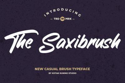 The Saxibrush